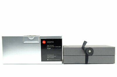 Leica Leicavit M 14008 M14008 Silver Chrome Finish Never Opend NEW