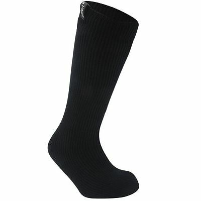 Gelert Heat 1 Pack Junior Socks Black UK 1-6