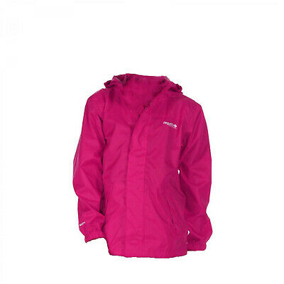 Regatta Pack-it Jacket Isolite Waterproof kids size Girls 9-10 yrs color Pink