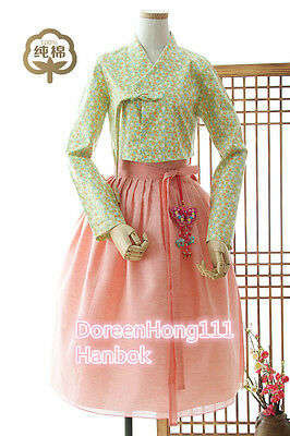 Modern hanbok Fashion Hanbok Korean Traditional Hanbok Dress Modernized hanbok