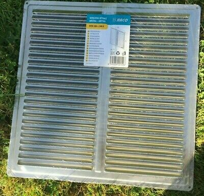 Haco Stainless Steel Ventilation Grille 300x300(NEW)