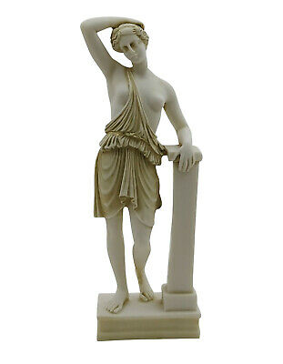 Artemis Diana Greek Goddess Wounded Amazon Statue Sculpture Museum Copy 10.2in