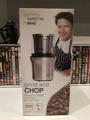 James Martin by Wahl ZX889 Grind and Chop 200 W by James Martin