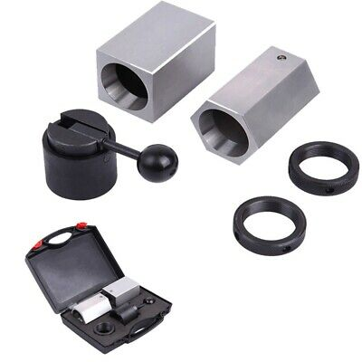 5C-CB Collet Block Set Four-Sided & Six-Sided Hardened Precision Ground 5C I4D3
