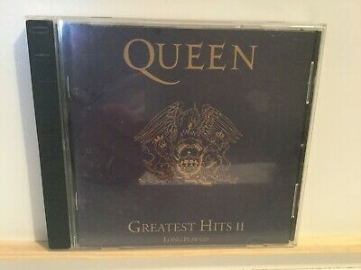 Queen ‎– Greatest Hits II   -    CD Album   -  0077779797127   - 1991 -17 Tracks
