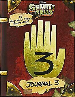 BEST Gravity Falls Journal 3 Review Here Gathered For Your Perusal Are UK STOCK