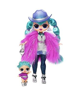 LOL Surprise! OMG Winter Disco Cosmic Nova Fashion Doll & Sister - NEW & SEALED!