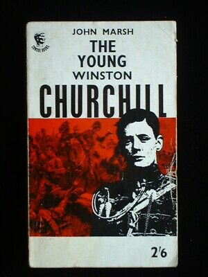 The Young Winston Churchill by John Marsh (Consul Books, 1962) Vintage Paperback