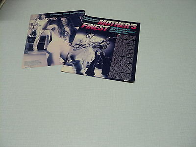 D047 Mother's Finest '1979 German Clipping