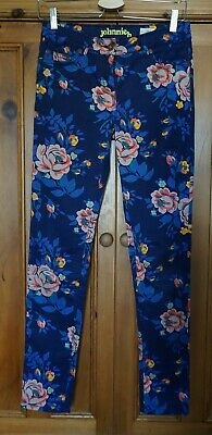 BODEN Johnnie B, Girls floral trousers size UK 26L