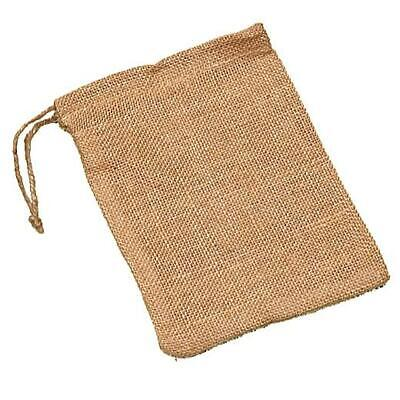 Knorr Prandell Natural Jute Drawstring Bag - 20 x 15cm