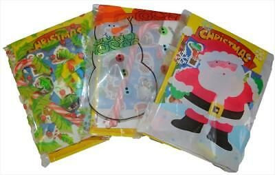 Children's Pre Filled Christmas Party Parcel Bags, Stocking Fillers, Fete Gifts