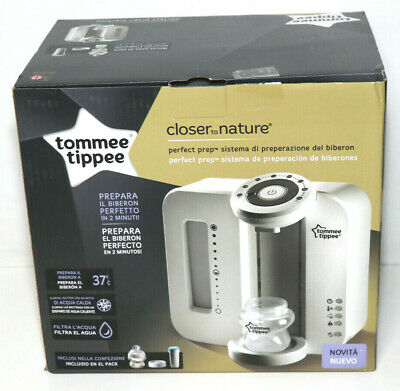Tommee Tippee Closer To Nature Perfekte Milchflaschenzubereitung