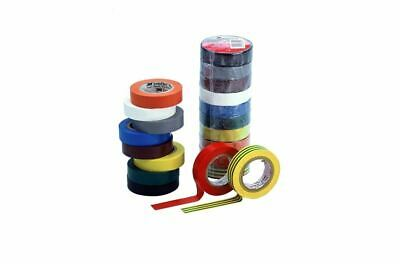 3M™ Temflex® 1300 Vinyl Electrical Tape Assorted 10 Pack All Colours 10m Rolls