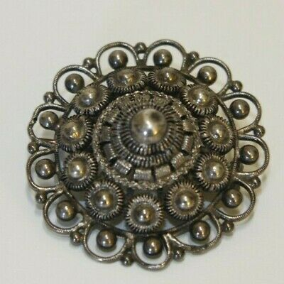 Antique Late 1800s VICTORIAN BROOCH Pin