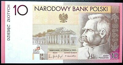POLAND-90 Anniversary of Polands Regaining Independence 2008 - ON0067346 *P-179*