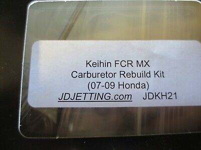 Suzuki RM 250 JD JET KIT JD JETTING 4 engine motor JDS004 01-08