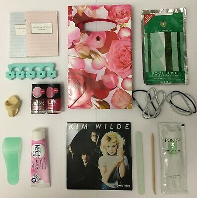 12 x hen Party Pre-filled Gift Bags Sleepover Nails Girls Pamper Birthday lady