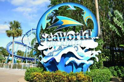 ***$74 Each*** Seaworld Orlando Theme Park Tickets Discount Savings Promo Tool
