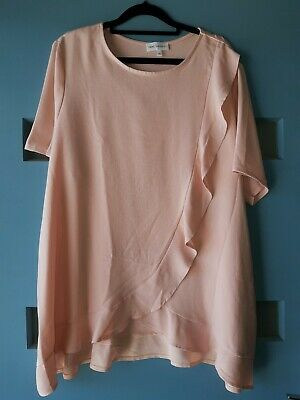NEXT maternity and nursing top pink Size 18
