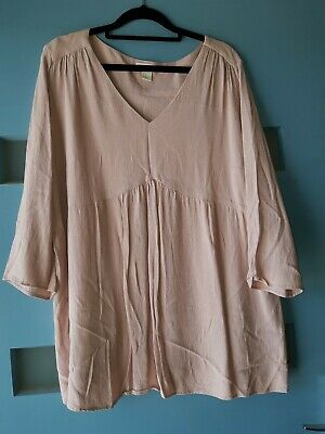 H&M Maternity Top pink size XL