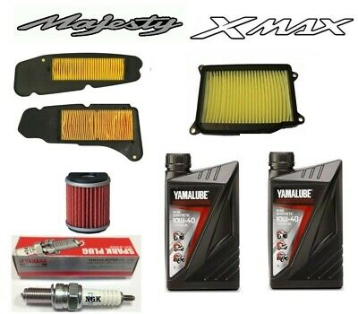 Original Kit Cutting Yamaha X-Max 400 from 2013 (Oil Filters Candle) Xmax