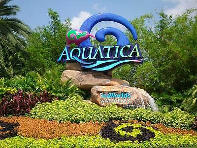 **$29.99 Each** Aquatica Orlando Theme Park Tickets Discount Savings Promo Tool