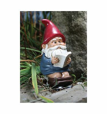 BigMouth Garden Gnome On A Throne Novelty Gift Box