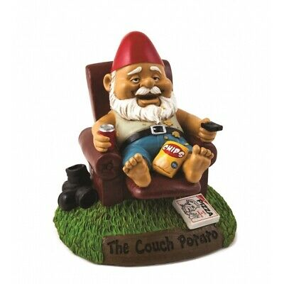 BigMouth The Couch Potato Gnome Novelty Gift Box