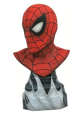 Legends in 3D Comic Marvel Spider-Man 1/2  Resin Bust 1000ex préco preorder