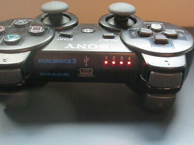 Sony DualShock 3 Wireless Controller for PlayStation 3 - Black