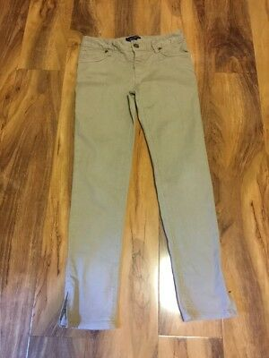 Ralph Lauren Girls Beige Trouser Age 8 Years Old