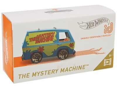 🚛Fast Shipping! {NEW} Hot Wheels id Mystery Machine Screen Time