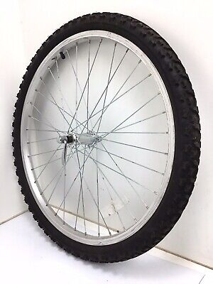 Bike Bicycle 12 X 1.5//1.75 Front Wheel one Side thread