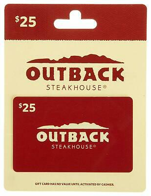 Outback Steakhouse Gift Card
