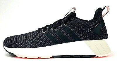 Adidas Questar BYD DB1691 Womens Size 7.5 Running Shoes Black Coral White NWT