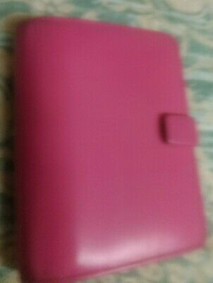 Filofax Special Edition Breast Cancer Campaign Pink Pocket Personal Organiser