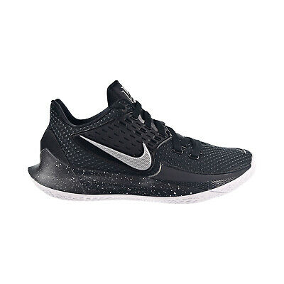 Nike Kyrie Low 2 Men's Shoes Black-Metallic Silver av6337-003