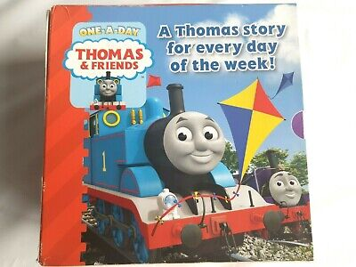 A Thomas & Friends Story Bookset for EVERY DAY of the WEEK By EGMONT UK Ltd