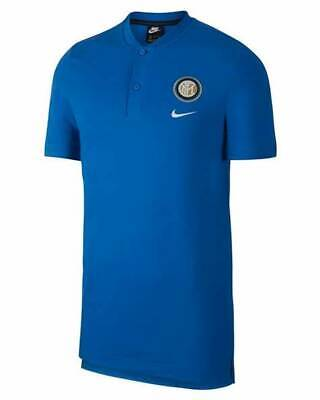 Inter Milan Modern Authentic Grand Slam 2019-20 polo by Nike - adult M