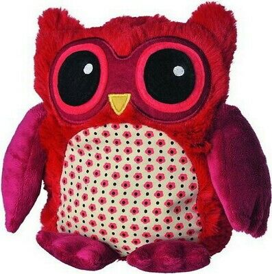 Pop! Owl Red Warmies Warming 16001 Heating Pillow Lavendel-Hirse Filling