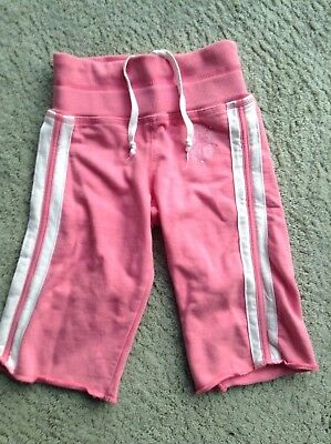 Marks and Spencer Pink Sports Trousers Age 3