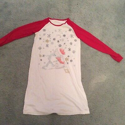 Marks and Spencer Tatty Teddy Nightshirt 11-12 Years