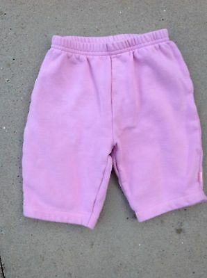 Girls Baby Pink Trousers by Colin and Colline 6 Months