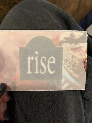 Rise Souflee Gift Card $100