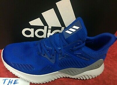 adidas alphabounce beyond team continental Running Shoes Royal Blue White Men