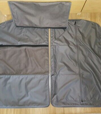 3 x TUMI Garment Suit Travel Cover Bag Brown