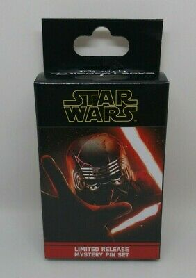 Star Wars Starfighter Mystery Box Limited Release Disney Pin New Sealed 2 Pins
