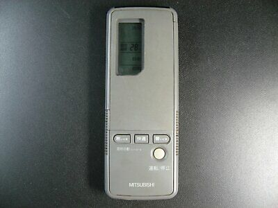 Mitsubishi Electric air conditioning remote control 3G16