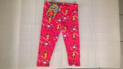 Wiggles / Emma / Leggings / Girls / Size 3 Only.